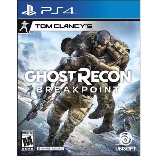 PlayStation 4 Tom Clancy's Ghost Recon: Breakpoint