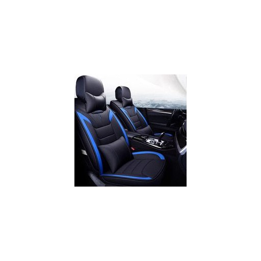Automobile Car seat cover full set leather for lada granta renault logan kia camry Toyota ssangyong auto accessories car styling