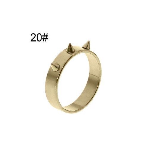 Self-Defense Ring Portable Finger Weapons Survival Outdoor Emergency Glass Breaking Punk Rings Protector M5TB