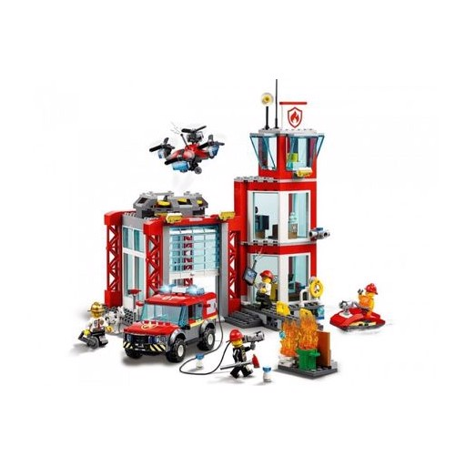 Lego Lego City 60215 Fire Пожарное депо