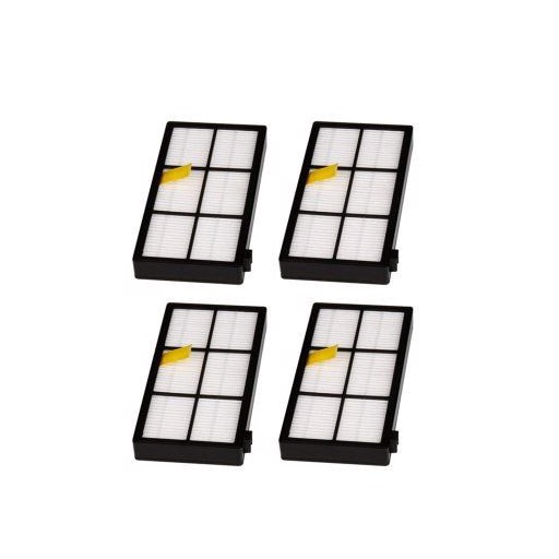 08 Roller Brush Filter Accessories Suitable for iRobot Roomba 800 Series Sweeper