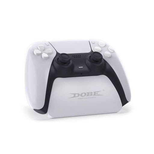 DOBE TP5-0537 Game Controller Handle Shelf Stand Gamepad Tabletop Display Holder for PS5