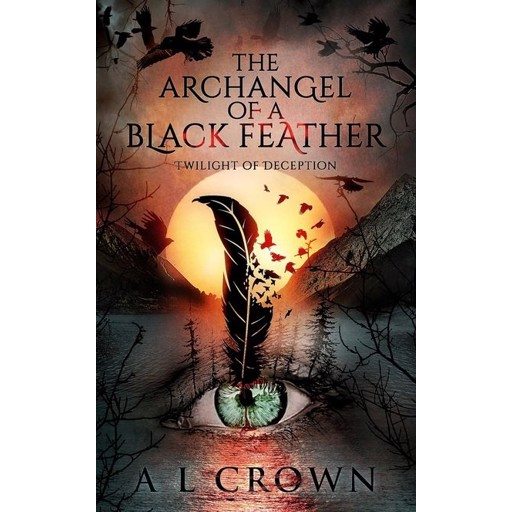 Al Crown The Archangel of a Black Feather