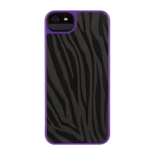 GRIFFIN Moxy Form for iPhone 5 Zebra - Black