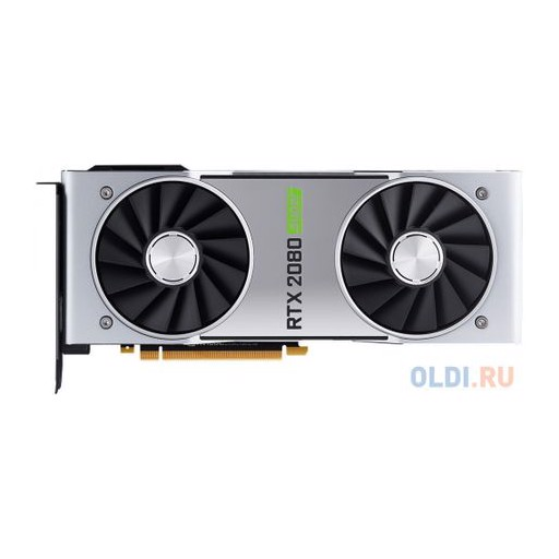 Видеокарта DELL nVidia GeForce RTX 2080 SUPER 490-BFWC PCI-E 8192Mb GDDR6 256 Bit Retail