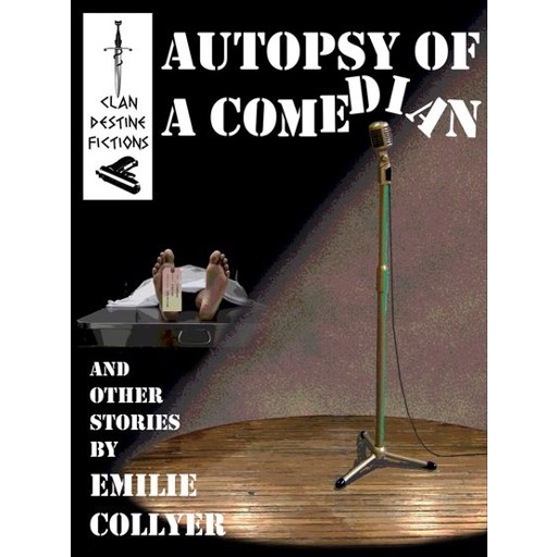 Emilie Collyer Autopsy of a Comedian