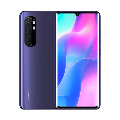 Смартфон Xiaomi Mi Note 10 Lite 6/64 Gb (Global, фиолетовый/Nebula Purple) (M2002F4LG)