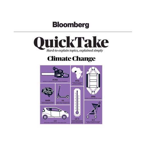 Bloomberg News Climate Change - Bloomberg QuickTake 2 (Unabridged)