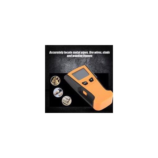 3 in 1 Metal Detector Stud Digital LCD Gold Detector Wood Wall Center Scanner Finder Metal AC Live Wire Detector Wall Scanner