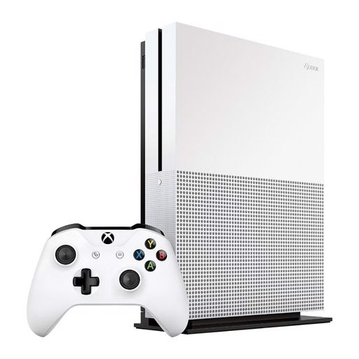 Microsoft Xbox One S 1Tb + Game Pass 3 месяца, Xbox LIVE 3 месяца (белый)