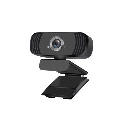Full HD 1080P Webcam with Microphone Rotatable USB Camera for Video Record Conference Meeting Live Stream Web Camera
