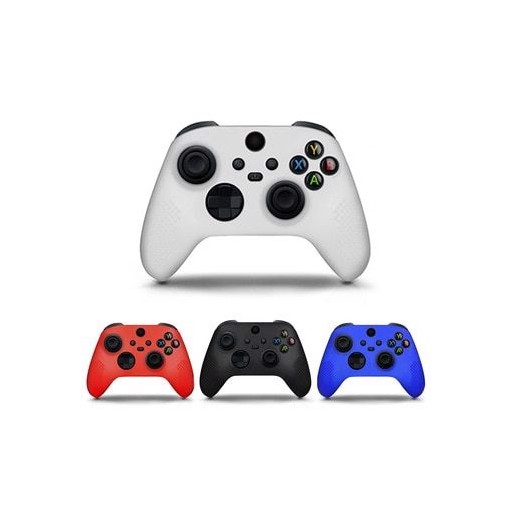For Xbox Series X Controller Gamepad Camo Silicone Cover Rubber Skin Grip Case Protective For Xbox Series X Joystick