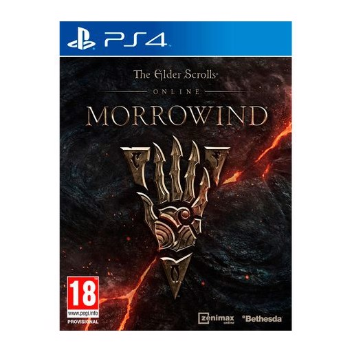 Игра для Sony PS4 The Elder Scrolls Online: Morrowind русская документация