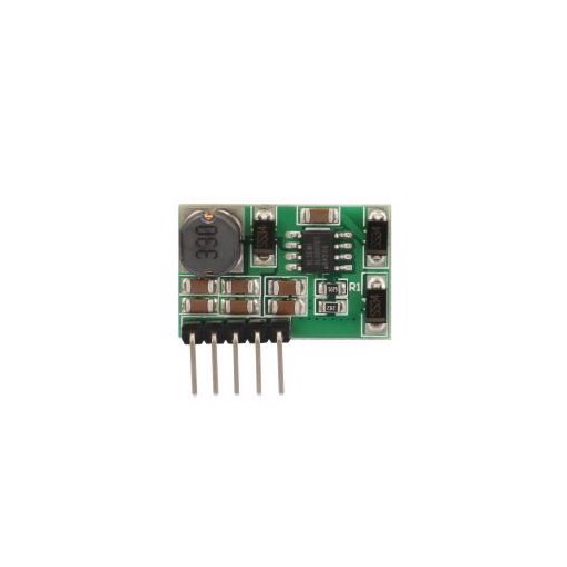 6 Types DC-DC Step Up Boost Converter ADC DAC LCD Power Module Frequency Converter