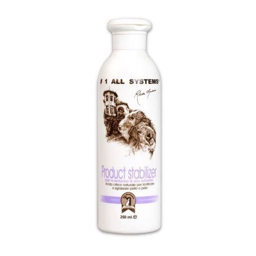 1 ALL SYSTEMS 1 All Systems product stabilizer стабилизатор структуры шерсти - 250 мл