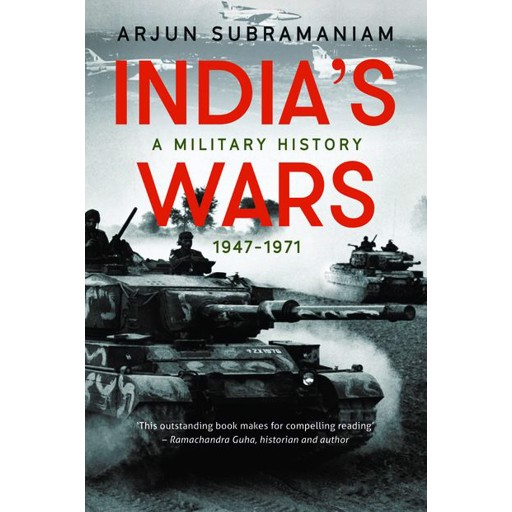 Arjun Subramaniam India's Wars