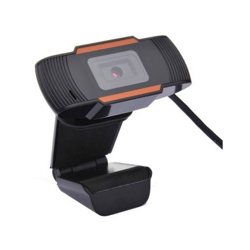 Camera 1080P Computer HD Camera USB Drive-free Video Conference Web Camera with Microphone