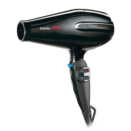 Фен Pro CARUSO ION BAB6510IRE, BaByliss Professional, 2400 W