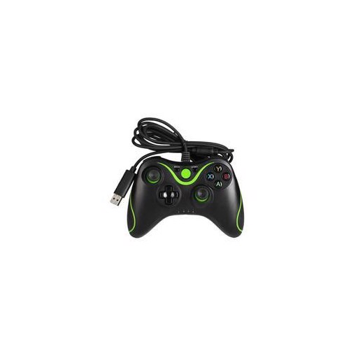 USB Wired Game Handle Controller Joypad Gamepad for Microsoft Xbox 360 for Xbox 360 Slim PC Windows