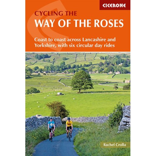 Rachel Crolla Cycling the Way of the Roses