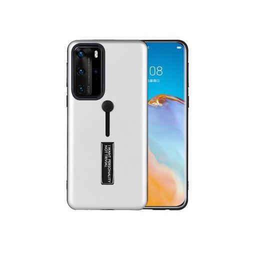 Armor Shockproof Case for Huawei P40 P30 P20 Pro Lite / Mate 30 20 Pro / Honor 20 Pro Solid Color Protective Cover Shell