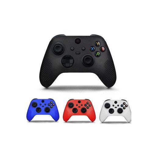 For Xbox Series X Controller Gamepad  Silicone Cover Rubber Skin Grip Case Protective For Xbox Series X Joystick