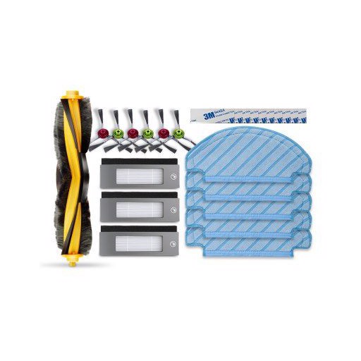 10607 Sweeping Robot Accessories Set for Cobos T8
