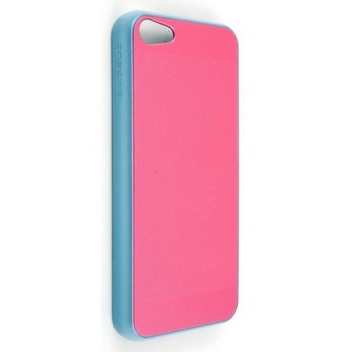 Baseus iCase Case for iPhone 5C (Pink/Blue)