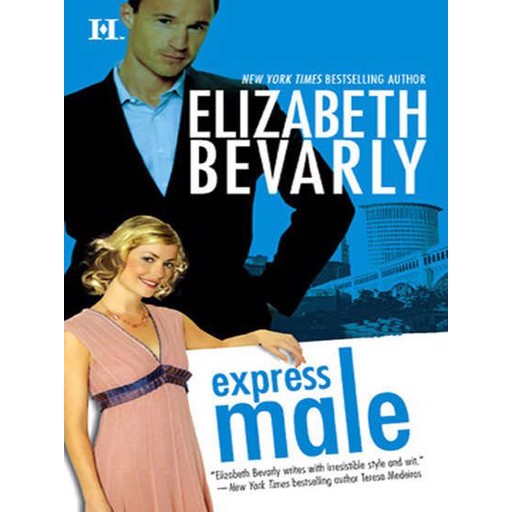 Elizabeth Bevarly Express Male