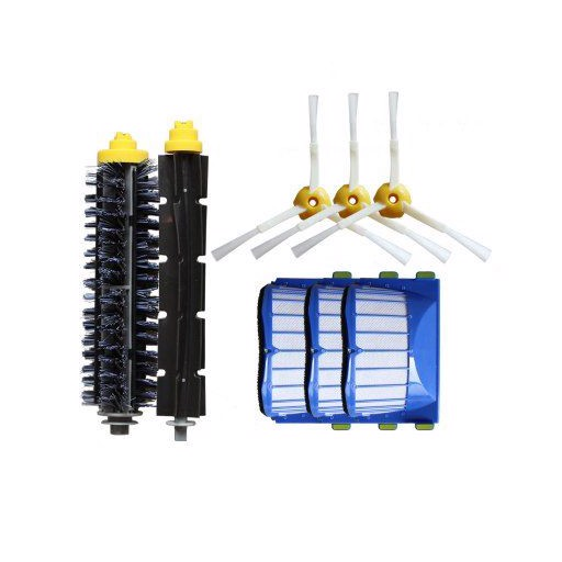 Sweeper Accessories Cleaning Consumables Set for iRobot Roomba 600 Series